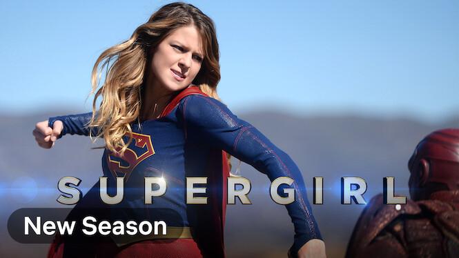 Supergirl on Netflix USA