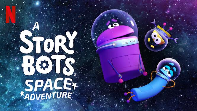 A StoryBots Space Adventure on Netflix USA