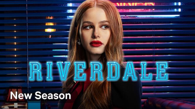 Riverdale on Netflix USA